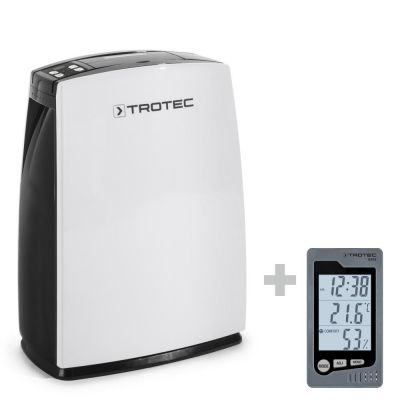 Déshumidificateur TTK 51 E + Thermo-hygromètre d'intérieur BZ05