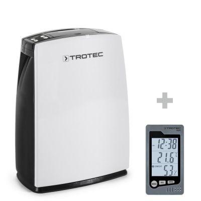 Déshumidificateur TTK 29 E + Thermo-hygromètre d'intérieur BZ05