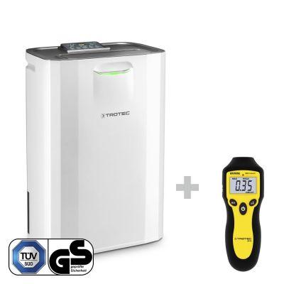 Déshumidificateur confort TTR 57 E + Détecteur de micro-ondes BR15