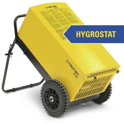 Déshumidificateur de chantier TTK 800 + Hygrostat + Intervention technicien (0,5 h)