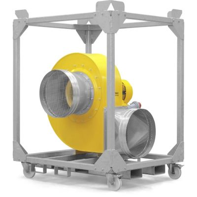 Ventilateur radial TFV 600