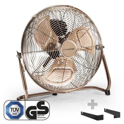 Ventilateur de sol TVM 13 + Fixation murale/de plafond