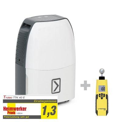 Déshumidificateur TTK 40 E + Indicateur d'humidité BM31
